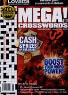 Lovatts Mega Crosswords Magazine Issue NO 68