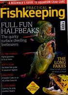 Practical Fishkeeping Magazine Issue AUG 20