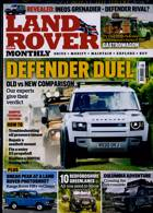 Land Rover Monthly Magazine Issue SEP 20