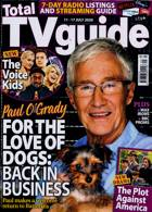 Total Tv Guide England Magazine Issue NO 29