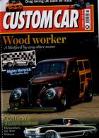 Custom Car Magazine Issue OCT 20