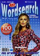 Just Wordsearch Magazine Issue NO 331