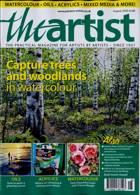 Artist Magazine Issue AUG 20
