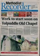 Methodist Recorder Magazine Issue 04/09/2020