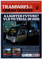 Tramways And Urban Transit Magazine Issue SEP 20