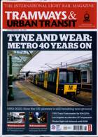 Tramways And Urban Transit Magazine Issue OCT 20