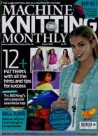 Machine Knitting  Magazine Issue AUG 20