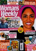 Womans Weekly Magazine Issue 08/09/2020