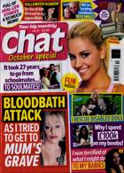 Chat Monthly Magazine Issue OCT 20
