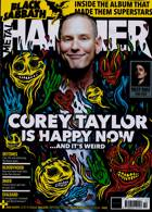 Metal Hammer Magazine Issue NO 340