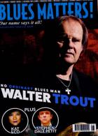 Blues Matters Magazine Issue AUG-SEP