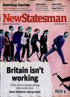 New Statesman Magazine Issue 04/09/2020