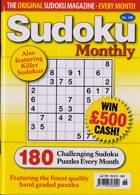 Sudoku Monthly Magazine Issue NO 188