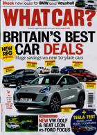 What Car Magazine Issue AUG 20