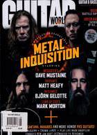 Guitar World Magazine Issue AUG 20