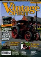 Vintage Spirit Magazine Issue OCT 20