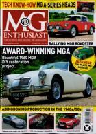 Mg Enthusiast Magazine Issue OCT 20