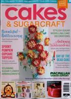 Create Bake Decorate Magazine Issue NO 51