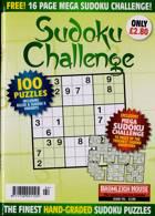 Sudoku Challenge Monthly Magazine Issue NO 194