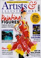 Artists & Illustrators Magazine Issue AUG 20
