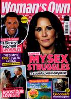 Womans Own Magazine Issue 14/09/2020