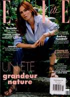 Elle French Weekly Magazine Issue NO 3891