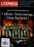 L Express Magazine Issue NO 3603