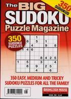 Big Sudoku Puzzle Magazine Issue NO 108