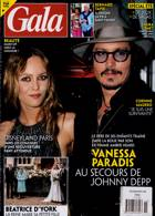 Gala French Magazine Issue NO 1415