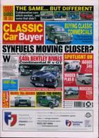 Classic Car Buyer Magazine Issue 09/09/2020