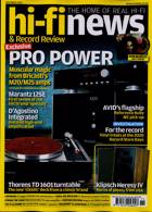 Hi-Fi News Magazine Issue NOV 20