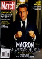 Paris Match Magazine Issue NO 3716