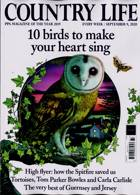 Country Life Magazine Issue 09/09/2020