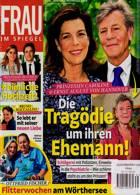 Frau Im Spiegel Weekly Magazine Issue NO 31