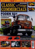 Classic & Vintage Commercial Magazine Issue OCT 20