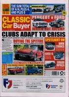 Classic Car Buyer Magazine Issue 10/06/2020