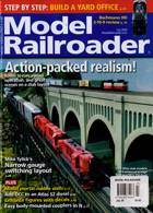 Model Railroader Magazine Issue JUL 20