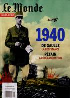 Le Monde Hors Serie Magazine Issue 71H