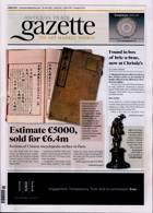 Antique Trades Gazette Magazine Issue 18/07/2020