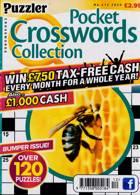 Puzzler Q Pock Crosswords Magazine Issue NO 212