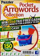 Puzzler Q Pock Arrowords C Magazine Issue NO 140