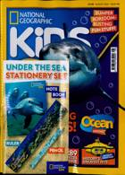 National Geographic Kids Magazine Issue AUG 20