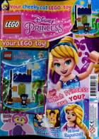 Lego Disney Princess Magazine Issue NO 4
