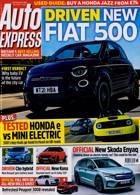 Auto Express Magazine Issue 02/09/2020