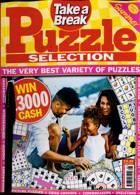Take A Break Puzzle Select Magazine Issue NO 8