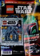 Lego Star Wars Magazine Issue NO 61