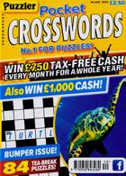 Puzzler Pocket Crosswords Magazine Issue NO 440