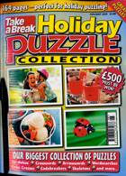 Tab Puzzle Collection Magazine Issue HOLIDAY 20