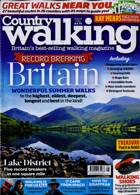 Country Walking Magazine Issue AUG 20