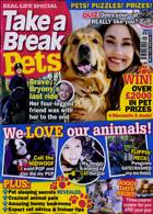 Real Life Special Magazine Issue TAB PETS1